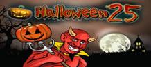 Caça-níquel Halloween 25